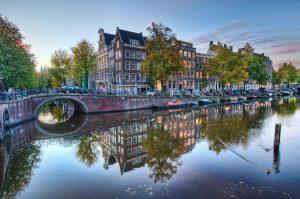 Top 5 Amsterdam hotels